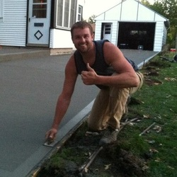 Spencer Main - Concrete Driveway Contractor